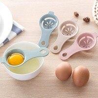 WALFOS Küche Eier Werkzeug Eigelb Separator Food grade Egg Divider Protein Trennung Hand Eier Gadgets Küche Zubehör|Eierkocher Abscheider|Heim und Garten -