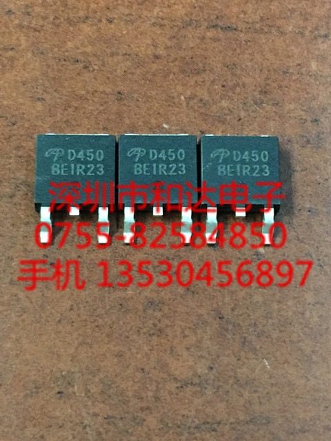 AOD450 D450    TO-252 200V 3.8A