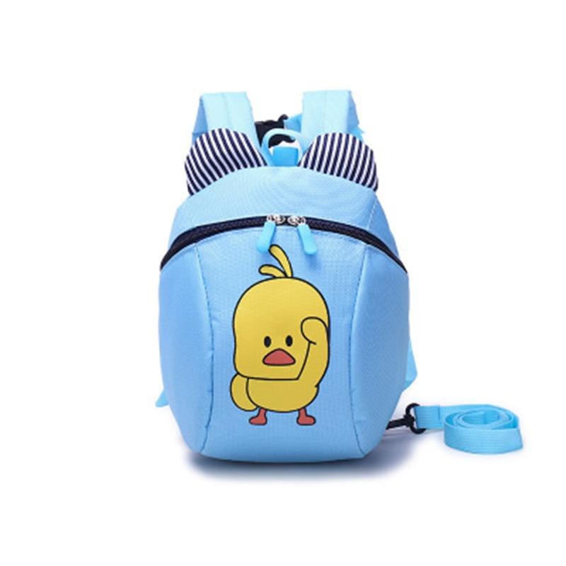 2020 New Mochila Infantil Children School Bags New Cute Anti-lost Children's Backpack School Bag Backpack For Children Baby Bags