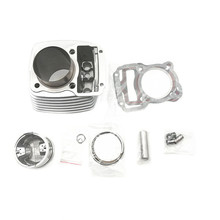 Brand New Free Shipping 62mm Big Bore Motorcycle Cylinder Kit Fits For Honda CG125 Upgrade To 150CC Modified Engine Spare Parts
