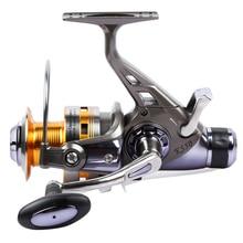 ABZB-высококачественная дешевая спиннинговая катушка, Рыболовная катушка с предварительной загрузкой, спиннинговое колесо, шарикоподшипник, катушки