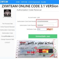 Online ZXW Team 3.0 Schematics Digital Authorization Code Zillion X Work circuit diagram for iPhone iPad Samsung logic board|Phone Adapters & Converters| |  -