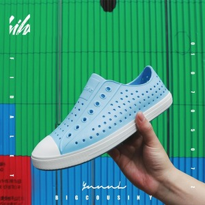 Image 3 - صنادل لعام 2020 أحذية رجالية أصلية من Wnc مقاومة للمياه من EVA Croc صنادل للنساء صنادل مفتوحة للشاطئ للخروج أحذية بمقاسات 36 45