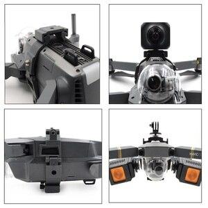 Image 5 - Soporte de hebilla para Dron DJI Mavic Pro Platinum, pieza de vuelo nocturno, luz LED, accesorios