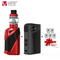 Vaptio IRONCLAD C Kit 50W vape kit with 2ml Atomizer & 2600mAh Built in Battery Electronic Cigarette
