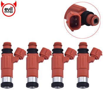evil energy Fuel Injectors Injection Nozzle For CDH210 CDH-210 INP 771 MD319791 FOR Chrysler Fuel Injector Motorcycle 4pcs/Set auto parts fuel injector nozzle oem 0280158233 american car fuel injector for chrysler town