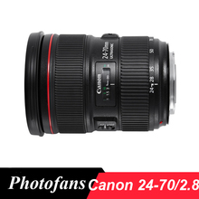 Canon 24 70 เลนส์ EF 24 70 มม.F/2.8L II USM เลนส์