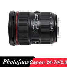 Canon 24 70 lentes EF 24 70mm f/2.8L II USM