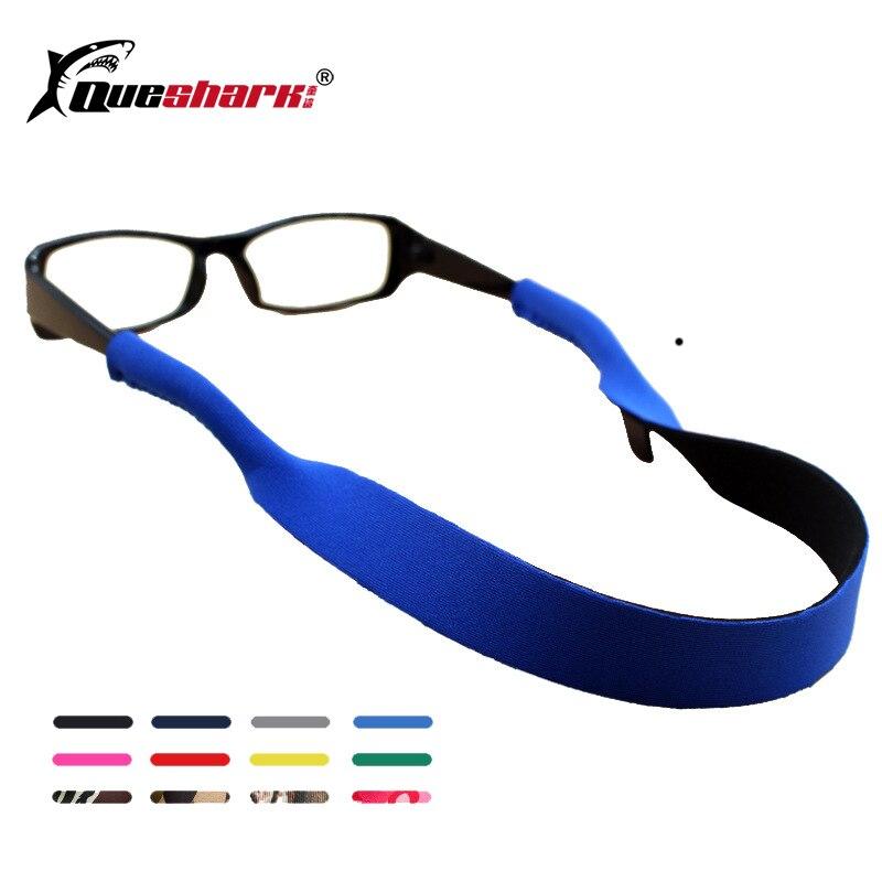 1 Pc Neoprene Glasses Chain Eyeglasses Straps Sunglasses Chain Sports Anti-Slip String Swim Skiing Glasses Rope Band Cord Holder