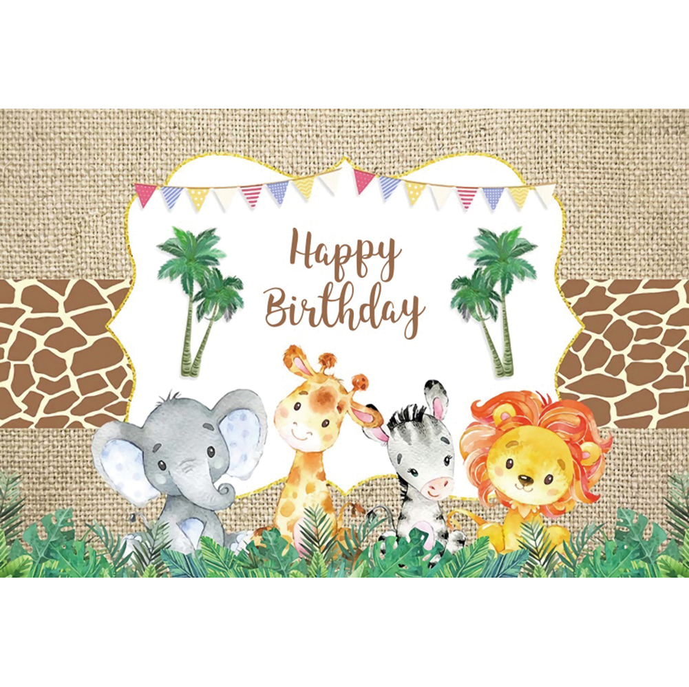 Тропические джунгли лес сафари животные дикая один Новорожденный