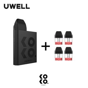 Image 5 - UWELL Caliburn KOKO Pod System Kit and 1Pack 1.2ohm 2ml Refillable Pod Cartridge Top Fill Vape Pod System