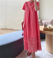 Ins/корейский стиль однотонное плиссированное платье с рюшами