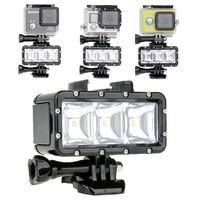 GoPro Diving Fill Light Accessories Suptig Shui lu Universal LED Single Battery Waterproof Light Night Lighting