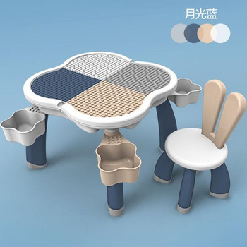 2020 nowy model biurko blok biurko dla dzieci stół dla dziecka wysyłka w ciągu 72 godzin z UPS DHL tanie i dobre opinie 62 5x62 5x50 3001 Made in China Zestaw Z tworzywa sztucznego Minimalistyczny nowoczesny