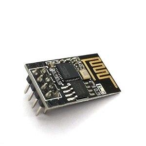Image 4 - ESP8266 ESP 01S ESP01S סידורי אלחוטי WIFI מודול משדר מקלט אינטרנט של דברים Wifi דגם לוח