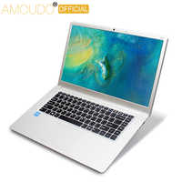 AMOUDO 15.6inch 4GB Ram+64GB eMMC Intel Braswell Quad Core Win 10 Dual Band Wifi Bluetooth 4.0 Laptop Notebook Computer
