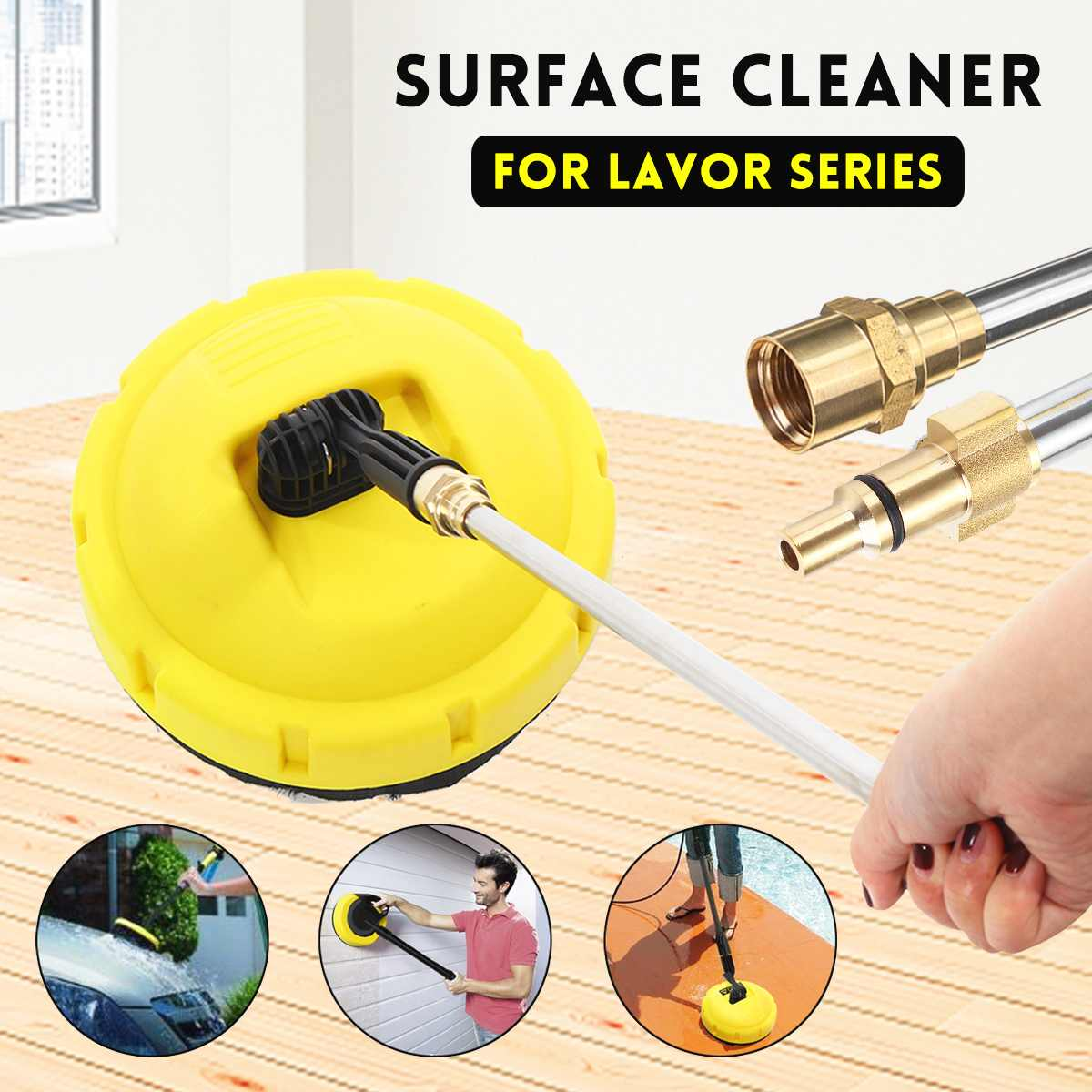 Rotary Surface Pressure Washer Cleaning Machine Floor Brushing For LAVOR Series Cleaning Appliances