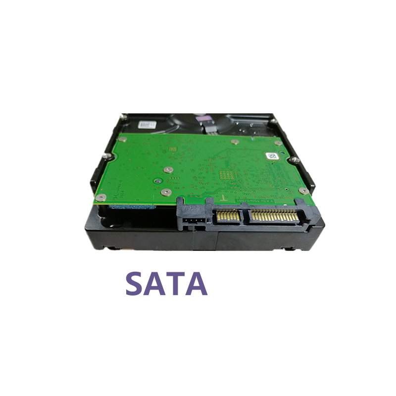 """New HDD For Seagate Brand BarraCuda 3TB 3.5"""" SATA 6 Gb/s 64MB 7200RPM For Internal Hard Disk For DesktopHDD For ST3000DM001 3"""