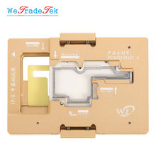 WL iPhone X Socket Motherboard Test Fixture Logic Board Full Function Fast Detector for Mainboard Touch /Camera/Wifi Checking(China)