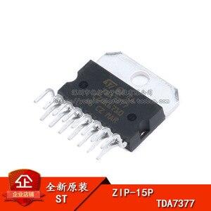Image 1 - Amplificateur audio 2 pièces dorigine TDA7377 ZIP 15P