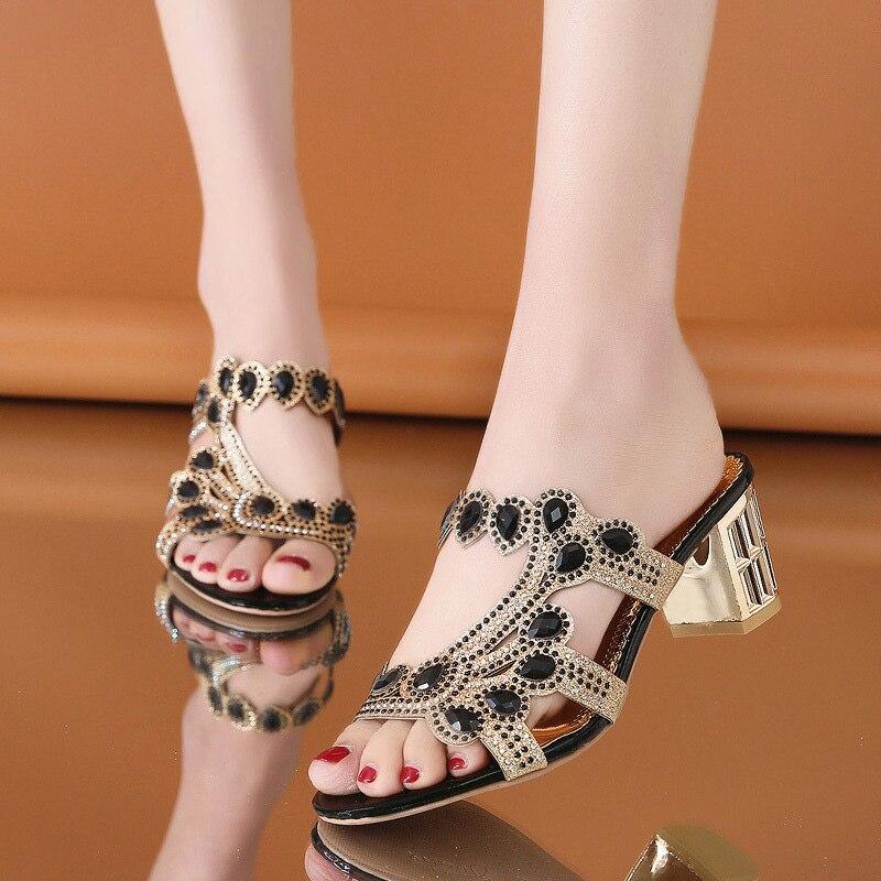 Women Summer Slipper Ladies Fashion