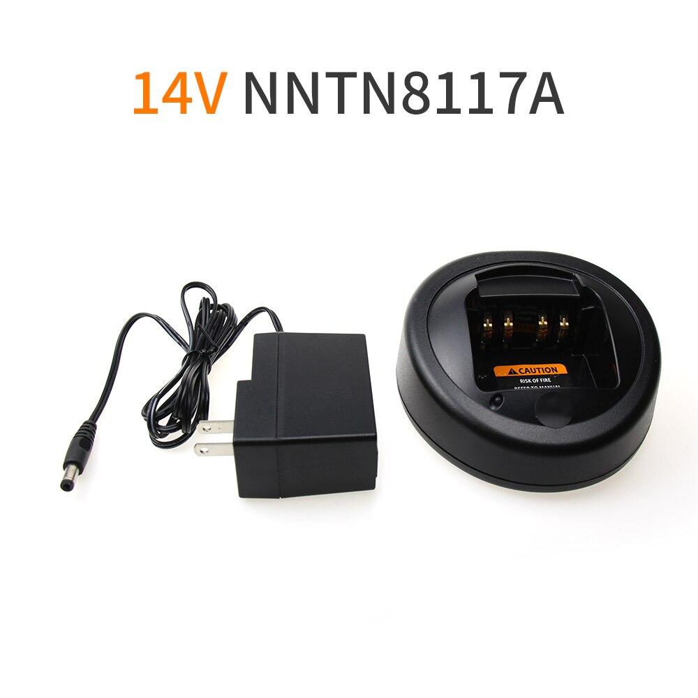 NNTN8117A Desktop Ladegerät für Motorola XPR3300 XPR3500 DP3400 XiR P8608 Radio PMNN4409 PMNN4066 PMNN4065 Batterie Ladegerät