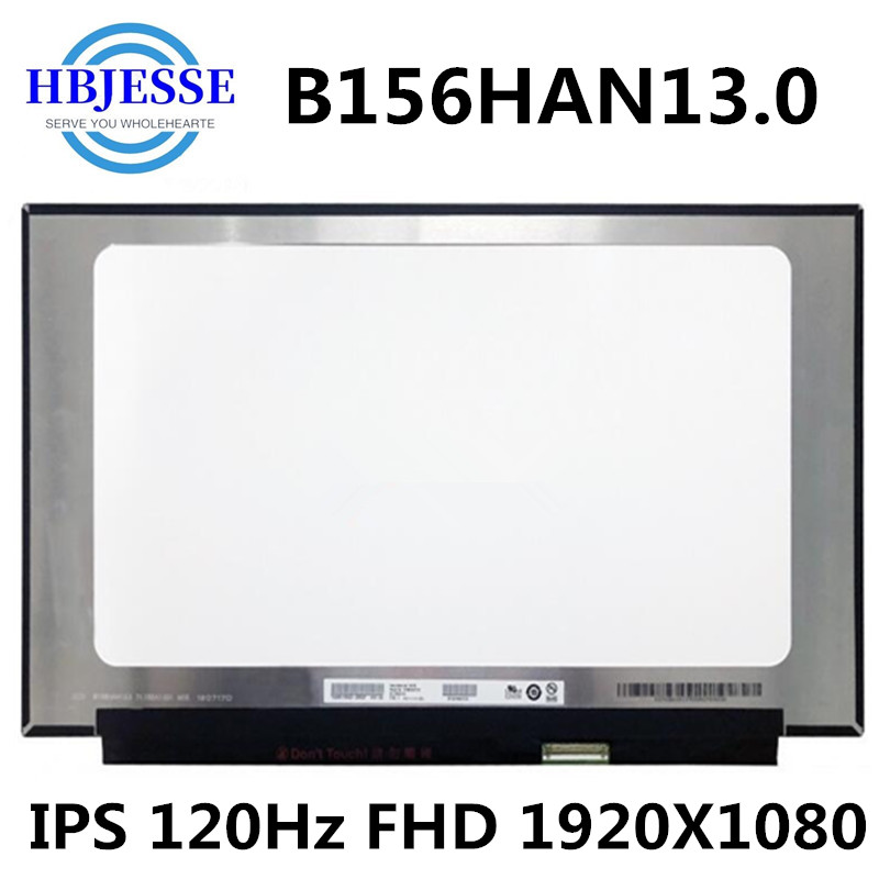 IPS 120Hz SCREENARAMA New Screen Replacement for B156HAN04.2 LCD LED Display with Tools FHD 1920x1080 Matte