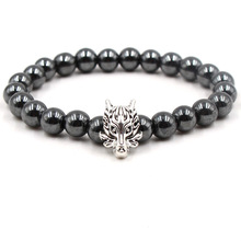 Newst Chakra Bracelet Men Women Black Lava Healing Balance Beads Reiki Prayer Natural Stone Yoga Charm Bracelets Trendy Jewelry