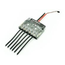 200A Esc For Electric surfboard Rc Car Drone E-Bike Dual FSESC6.6 Based upon VESC6 with Aluminum Heatsink hglrc flipsky fsesc6 6 60a esc based upon vesc 6 aluminum case for electric skateboard rc car spare parts accessories