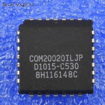 цена на 1/5PCS COM20020ILJP OM200 PLCC LAN Node Controller 28PINS diy electronics