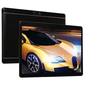 Image 5 - 10.1 pouces 7.0 IPS écran tablette Octa Core MT6580 RAM 1GB ROM 16GB 3G double carte SIM téléphone 3G appel WIFI tablettes PC prise ue