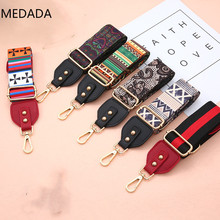 цена на MEDADA Fashion Bag Handbag Belt Wide Shoulder Bag Strap Replacement Strap Accessory Bag Part  Belt For Bags shoulder adjustable