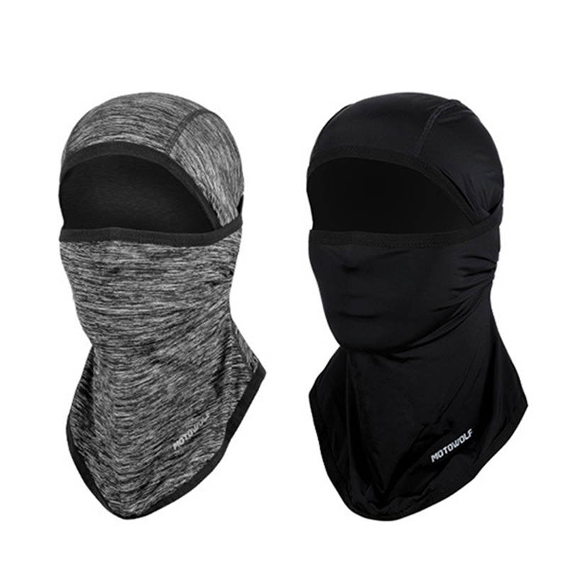 Summer Sunscreen Windproof Cycling Face Mask Neck Cover Outdoor Sports Running Scarf|Motorcycle Face Mask| |  - title=