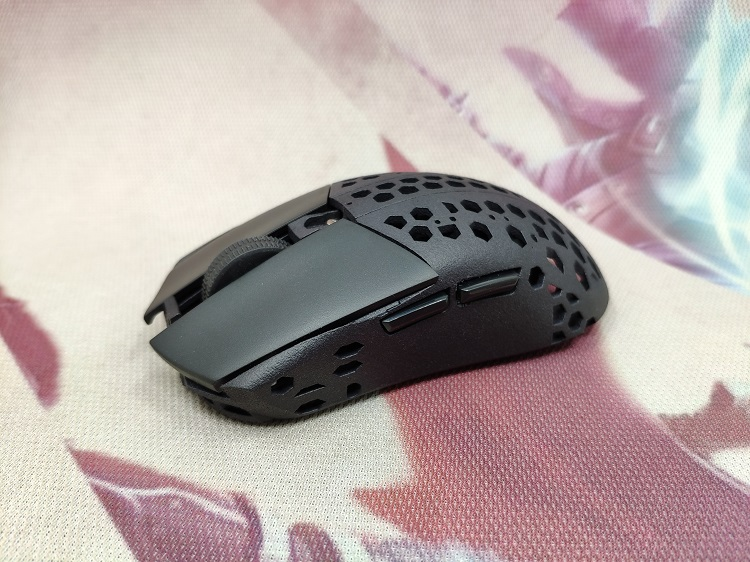 DIY Gamer Lightweight Mouse MOD Case Shell For Logitech G304 change finalmouse Ultralight 1.5 Two-in-one Hand Feel Hollow Out