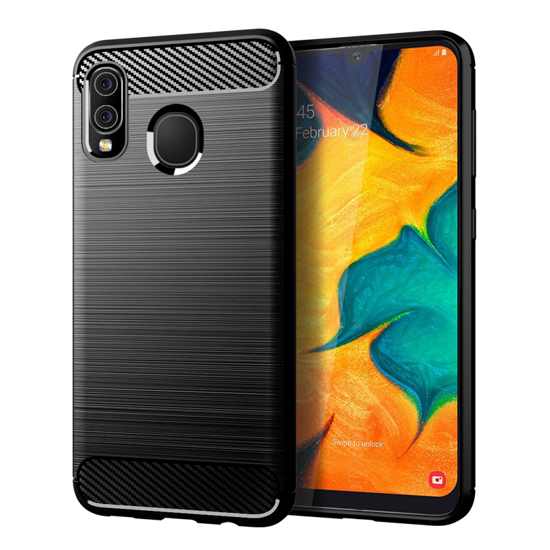 Case For Samsung A30,TPU Back Cover Soft Matte Phone Cases For Samsung Galaxy A30 A30s