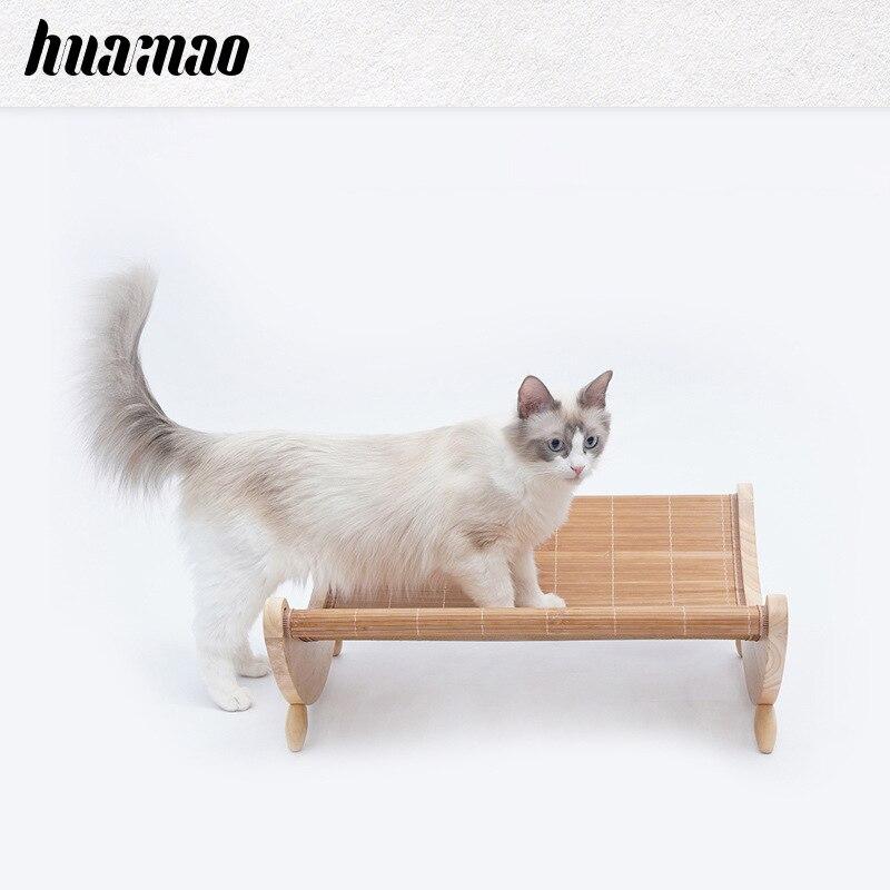 Katzenstreu sommer matte liege nest kühlen schaukel stuhl hängematte pet bett katze liefert - 2