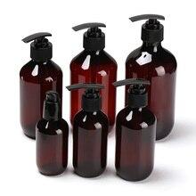 100/150/200/300/400/500 мл пенясь бутылка для жидкого мыла, мусс точек розлива лосьон шампунь для геля для душа, пены бутылки насоса