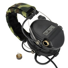 Electronic Sordin Tactical Headset Hunting Shooting Earmuffs Airsoft Military Standard Noise Reducti