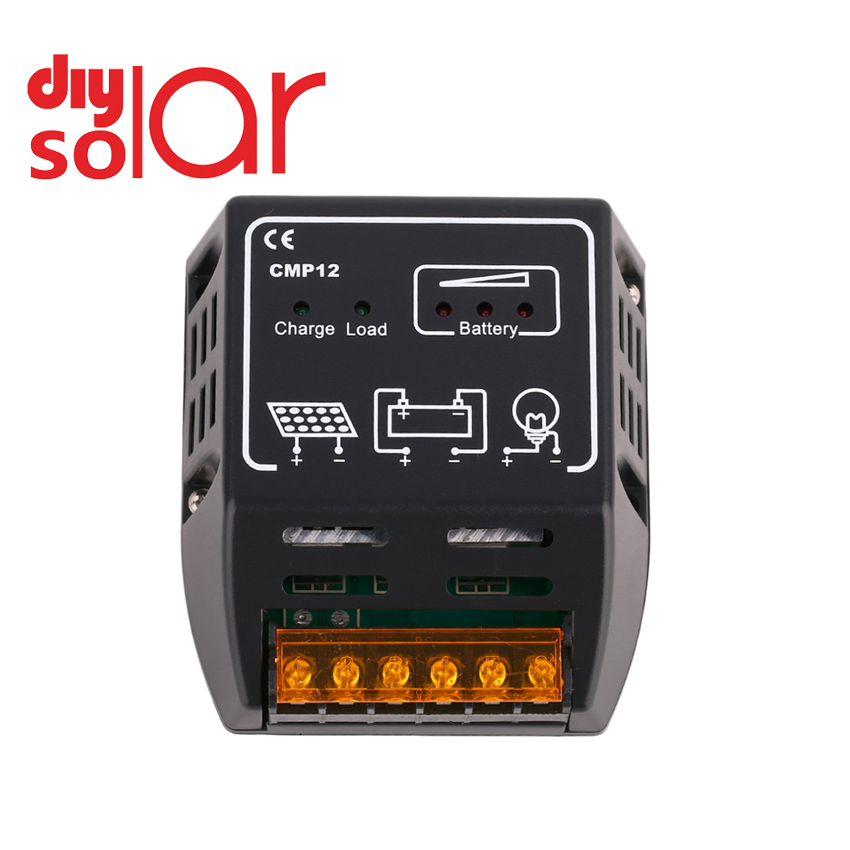<font><b>12V</b></font> 24V 10A 20A PWM <font><b>Solar</b></font> Cell <font><b>panels</b></font> Battery Charger Controller CMP12 BSV20A 50W <font><b>100W</b></font> 200W battery charger Regulators image