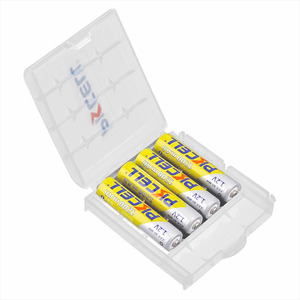 Image 3 - 4 個pkcell 1.2v 1200 1350mah aaaのバッテリーニッケル水素aaa充電式電池と 1pcバッテリー用懐中電灯おもちゃマイク