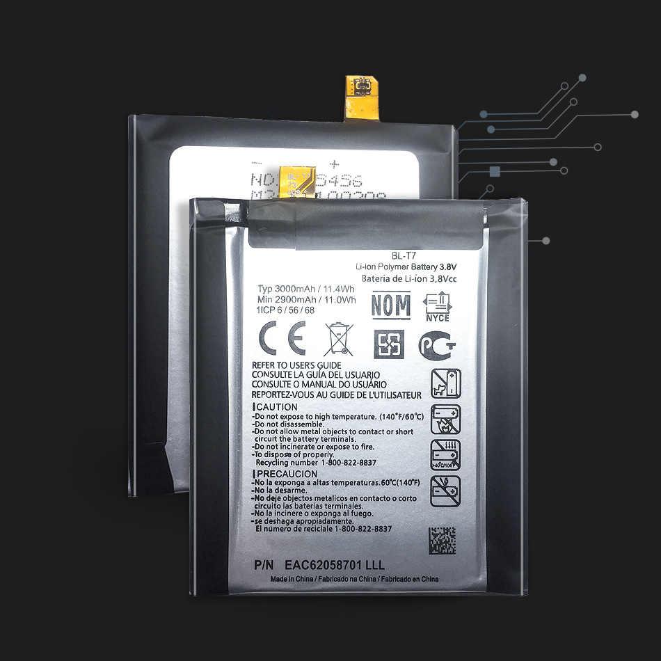 ل LG BL-T7 البطارية ل LG G2 LS980 VS980 D800 D801 D802 BLT7 3000mAh