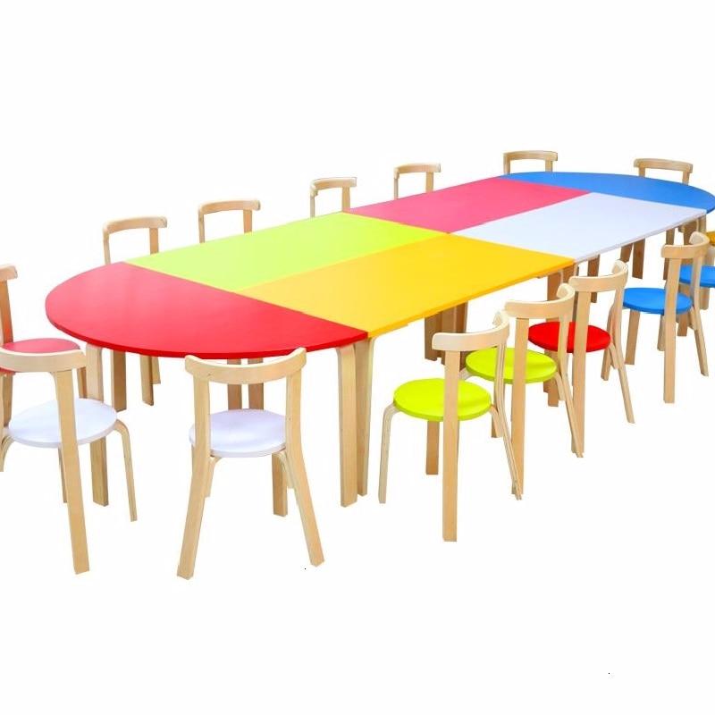 Tavolo Bambini Desk Enfant Avec Chaise Kindertisch Escritorio Child Kindergarten Mesa Infantil Study For Kinder Kids Table