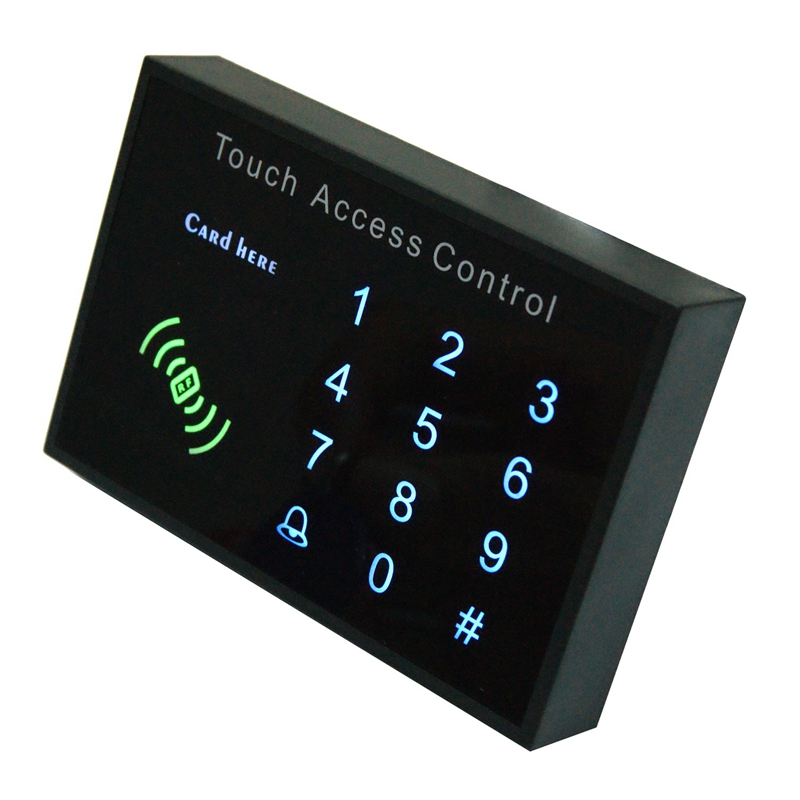 AD 700E Press RFID Keypad Access Control System Door Opener Smart RFID Access Controller|  -