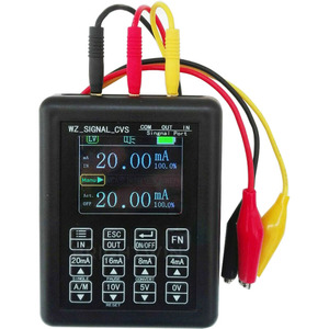Image 3 - 정밀 4 20mA 0 10V 신호 발생기 프로세스 제어 신호 캘리calibra정전류 소스 0 20mA 시뮬레이터