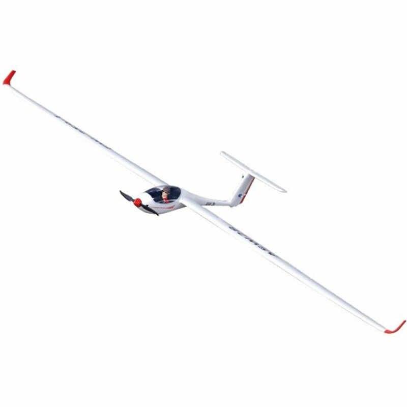 Volantex ASW28 ASW-28 Sải Cánh 2540 Mm EPO Sailplane RC Máy Bay PNP Máy Bay Ngoài Trời Đồ Chơi Điều Khiển Từ Xa Mô Hình