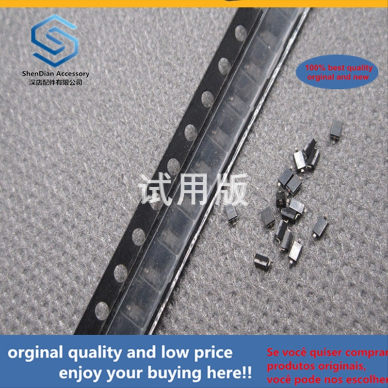 50pcs 100% Orginal New Best Quality SMD Diode BAS316 Silk Screen A6 SOD323 100V 250MA High Speed Switching Diode