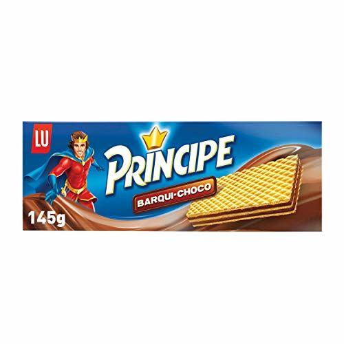 Principe - Barquillo Relleno De Chocolate 145