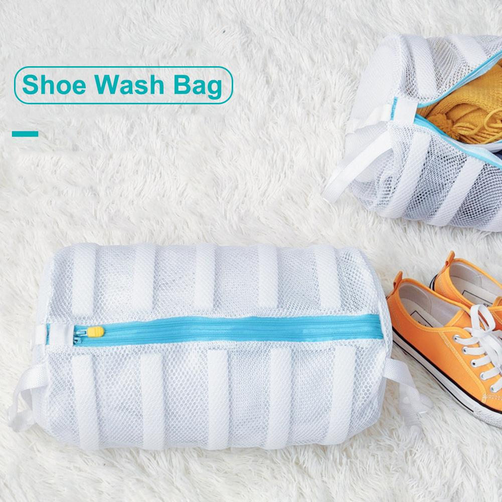 Shoe Wash Bag   Mesh Laundry Bag And Storage Solution For Washing Or Drying In Washing Machine And Dryer For Home Supplies|Laundry Bags| |  - title=