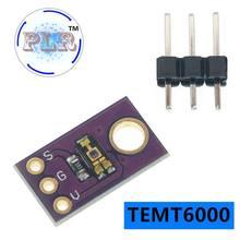 Módulo profissional do sensor de luz do pular temt6000 do sensor de luz temt6000