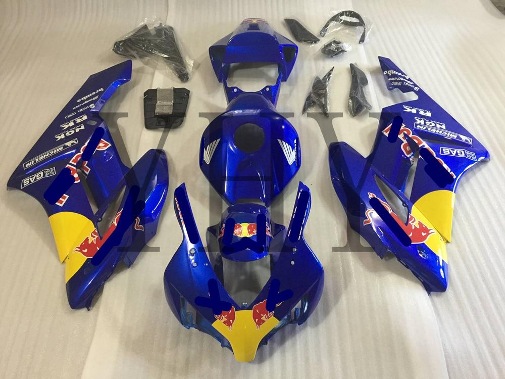 Complete Fairing Kit Full Bodywork Injection For Honda CBR1000 2004 2005 CBR 1000